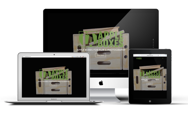 L.A. Apple Boxes website